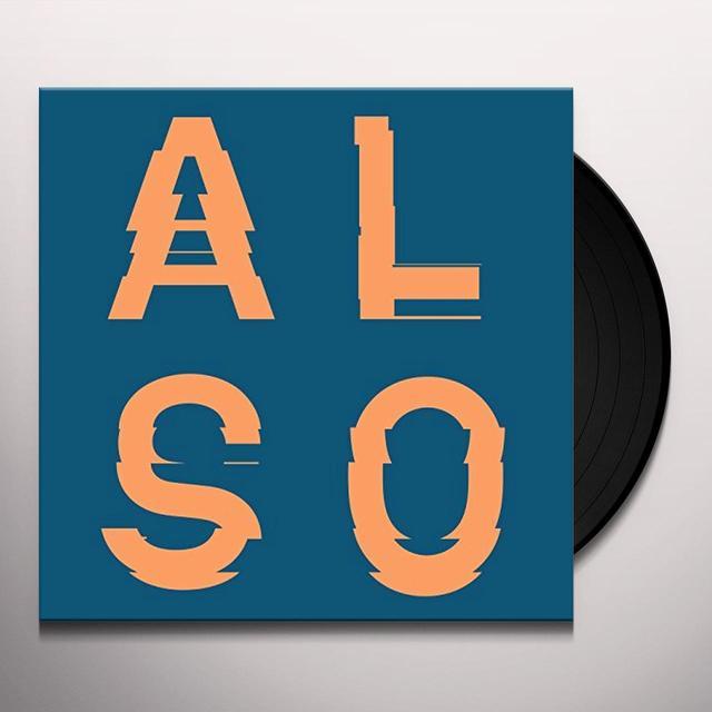 ALSO EP02 Vinyl Record - UK Release