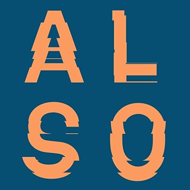 ALSO EP02 Vinyl Record - UK Import