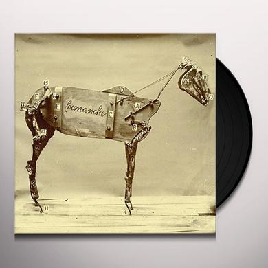 Chadwick Stokes HORSE COMANCHE Vinyl Record - UK Import