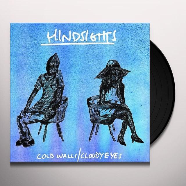 Hindsights COLD WALLS / CLOUDY EYES Vinyl Record - UK Import