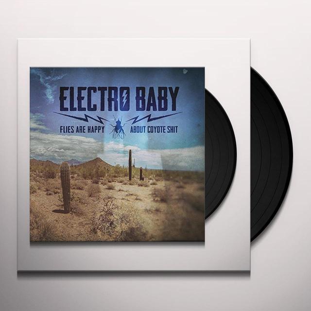 ELECTRO BABY FLIES ARE HAPPY ABOUT COYOTE (BONUS CD) (GER) Vinyl Record