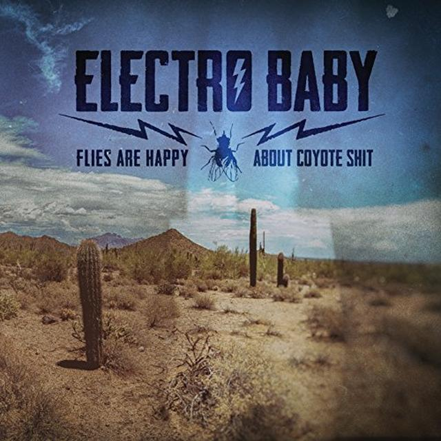 ELECTRO BABY FLIES ARE HAPPY ABOUT COYOTE (BONUS CD) (GER) Vinyl Record