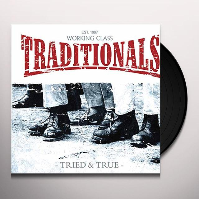 TRADITIONALS TRIED & TRUE (GER) Vinyl Record