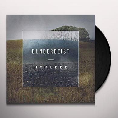 Dunderbeist HYKLERE Vinyl Record - UK Import