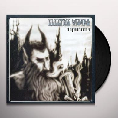 Electric Wizard DOPETHRONE Vinyl Record - UK Release