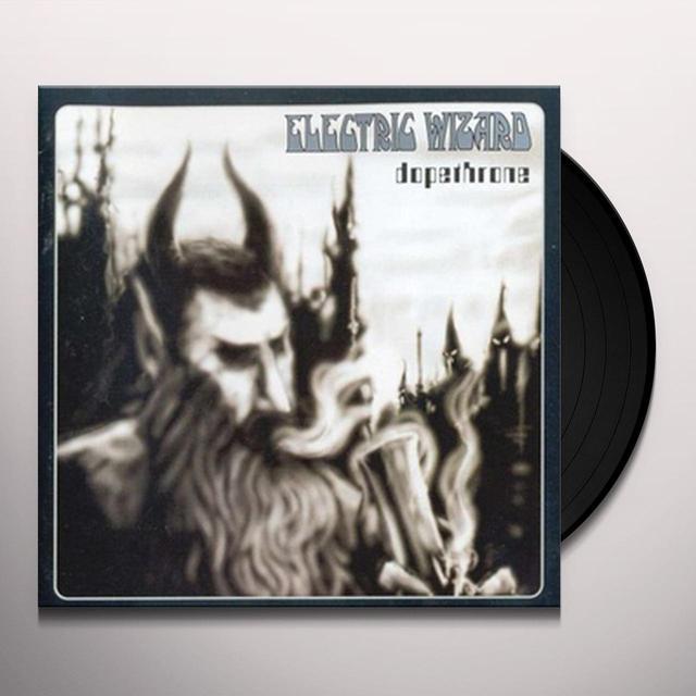 Electric Wizard DOPETHRONE Vinyl Record - UK Import
