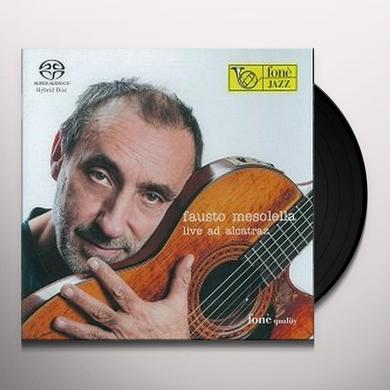 Fausto Mesolella LIVE AD ALCATRAZ Vinyl Record - Italy Import