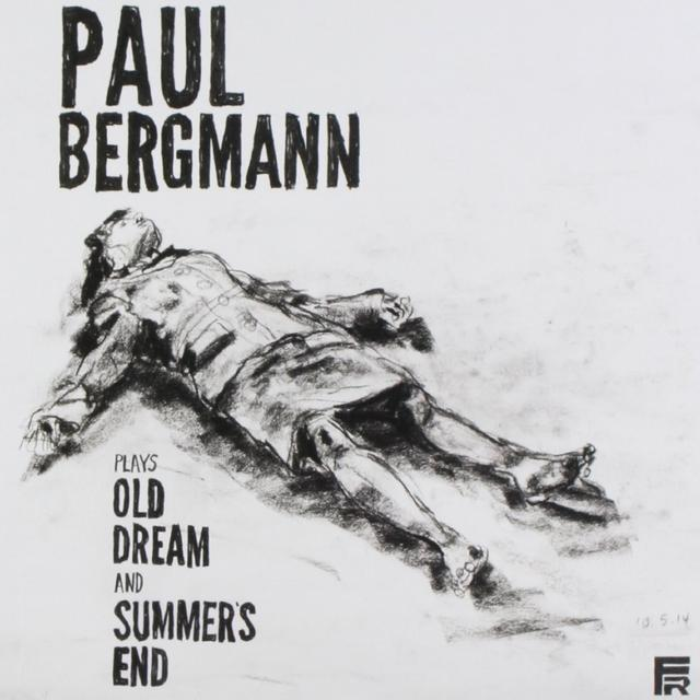 Paul Bergmann OLD DREAM Vinyl Record