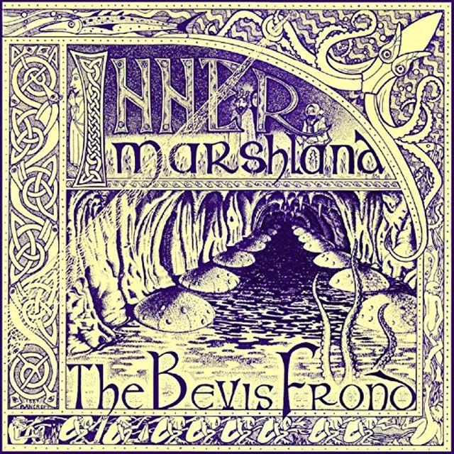 The Bevis Frond INNER MARSHLAND Vinyl Record