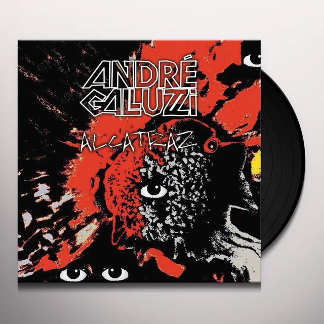 Andre Galluzzi ALCATRAZ Vinyl Record