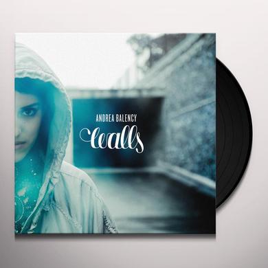 Andrea Balency WALLS  (EP) Vinyl Record - 10 Inch Single