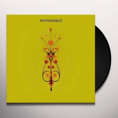 WOVENHAND Vinyl Record