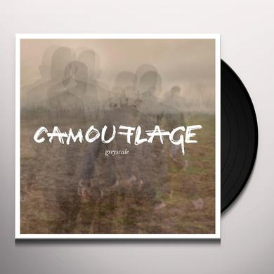 Camouflage GREYSCALE Vinyl Record - w/CD