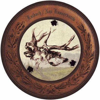 Laibach NEU KONSERVATIW Vinyl Record