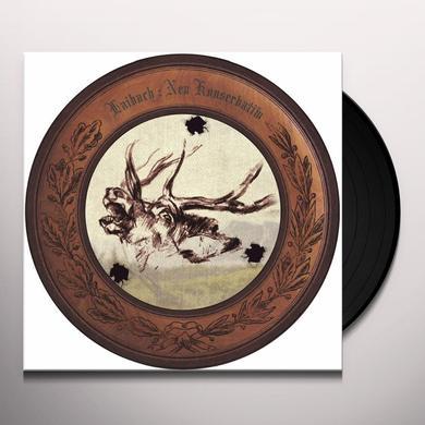 Laibach NEU KONSERVATIW Vinyl Record - Picture Disc