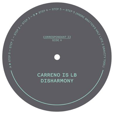 Carreno is LB DISHARMONY Vinyl Record