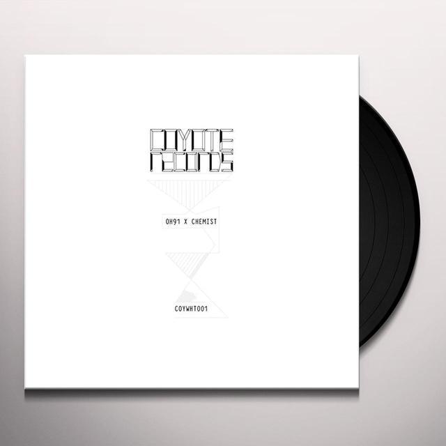 CHEMIST VS OH91 XTRA / PRANGBOY REMIXES Vinyl Record