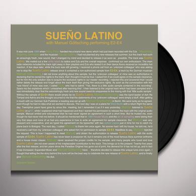 SUENO LATINO Vinyl Record