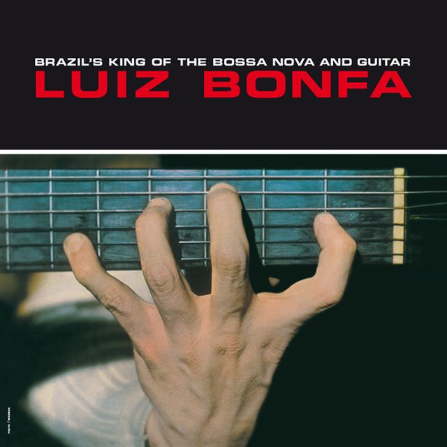 Luiz Bonfa BRAZILS KING OF THE BOSSA NOVA & GUITAR Vinyl Record
