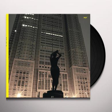 Oren Ambarchi & Jim O'Rourke BEHOLD Vinyl Record