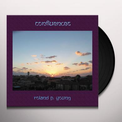 Roland P Young CONFLUENCES Vinyl Record