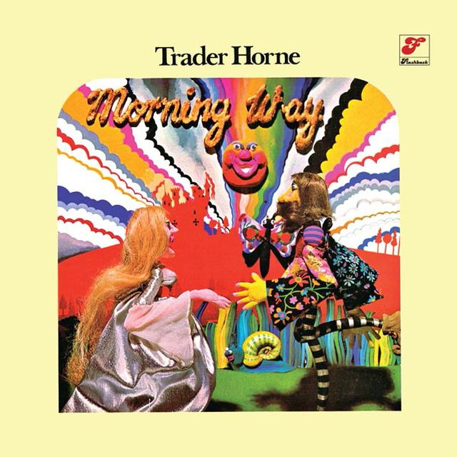 TRADER HORNE MORNING WAY Vinyl Record
