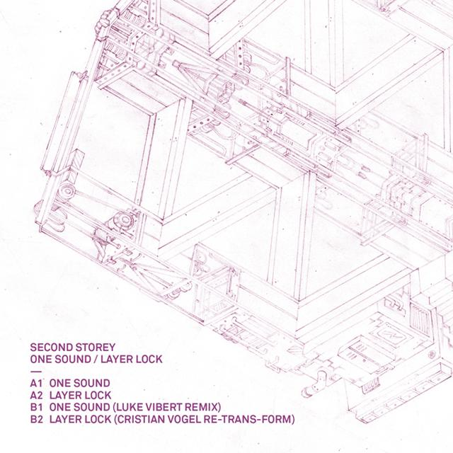 Second Storey ONE SOUND / LAYER LOCK Vinyl Record
