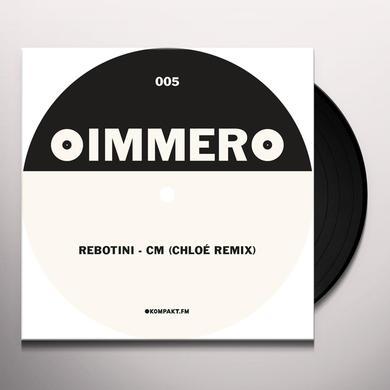 REBOTINI / SCSI 9 CM (CHLOE REMIX) / ANGEL Vinyl Record