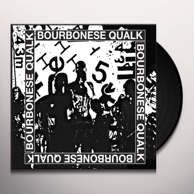 BOURBONESE QUALK 1983-1987 Vinyl Record
