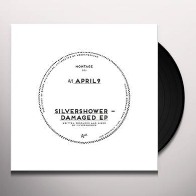 Silvershower DAMAGED (EP) Vinyl Record