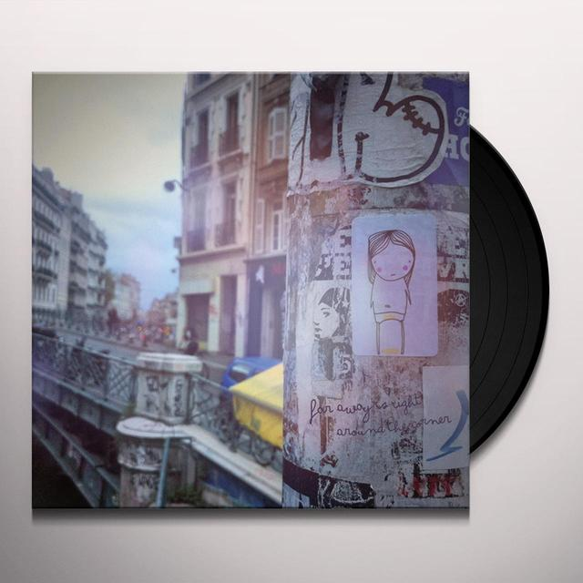 SONAE FAR AWAY IS RIGHT AROUND THE CORNER Vinyl Record