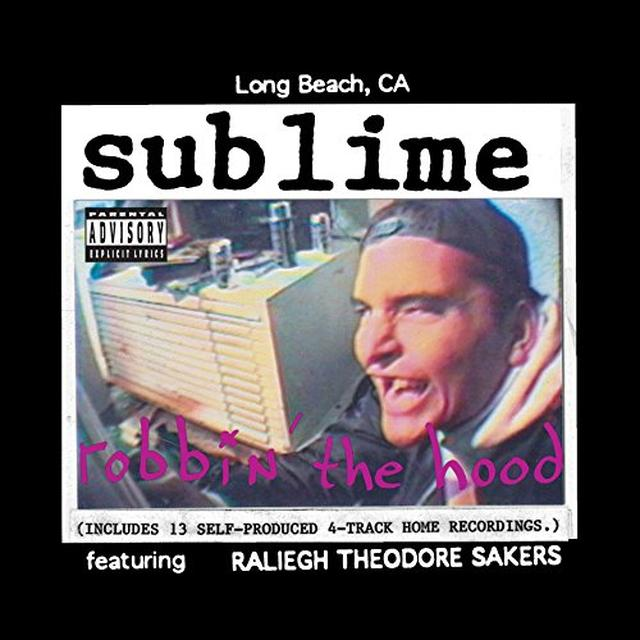 Sublime ROBBIN THE HOOD Vinyl Record