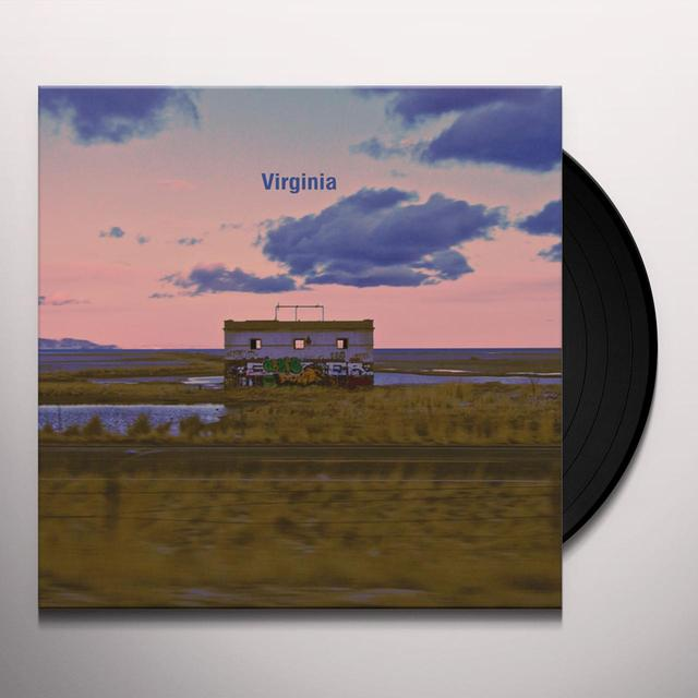 Virginia MY FANTASY Vinyl Record