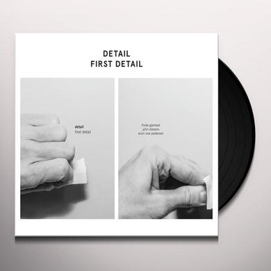 FIRST DETAIL Vinyl Record