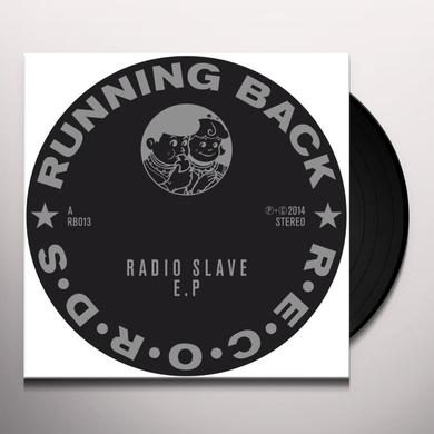 Radio Slave CHILDREN OF THE E Vinyl Record
