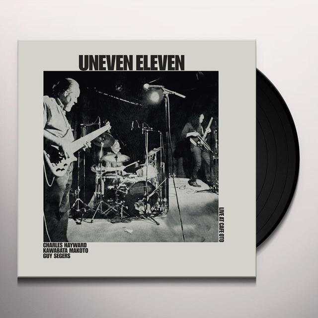 UNEVEN ELEVEN LIVE AT CAFE OTO Vinyl Record