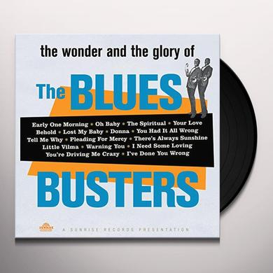 WONDER & GLORY OF THE BLUES BUSTERS Vinyl Record - 180 Gram Pressing