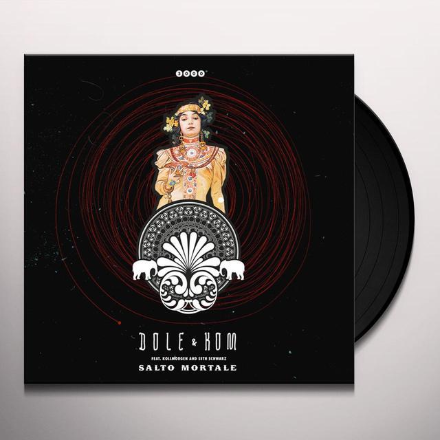 Dole & Kom SALTO MORTALE Vinyl Record