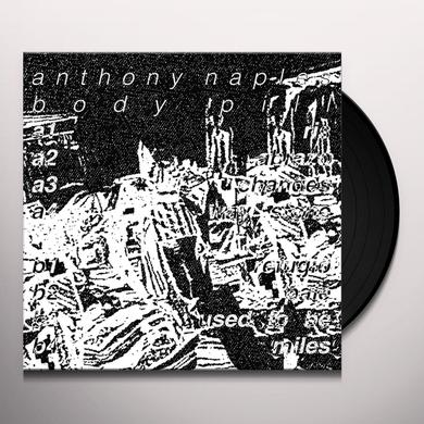 Anthony Naples BODY PILL Vinyl Record