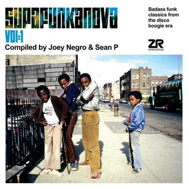 Joey Negro / Sean P