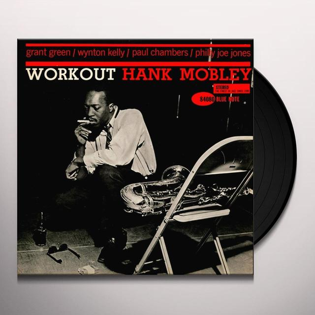 Mark Mobley WORKOUT Vinyl Record - Gatefold Sleeve, 180 Gram Pressing
