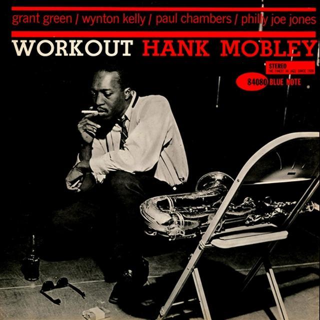 Mark Mobley WORKOUT Vinyl Record - Gatefold Sleeve, 180 Gram Pressing