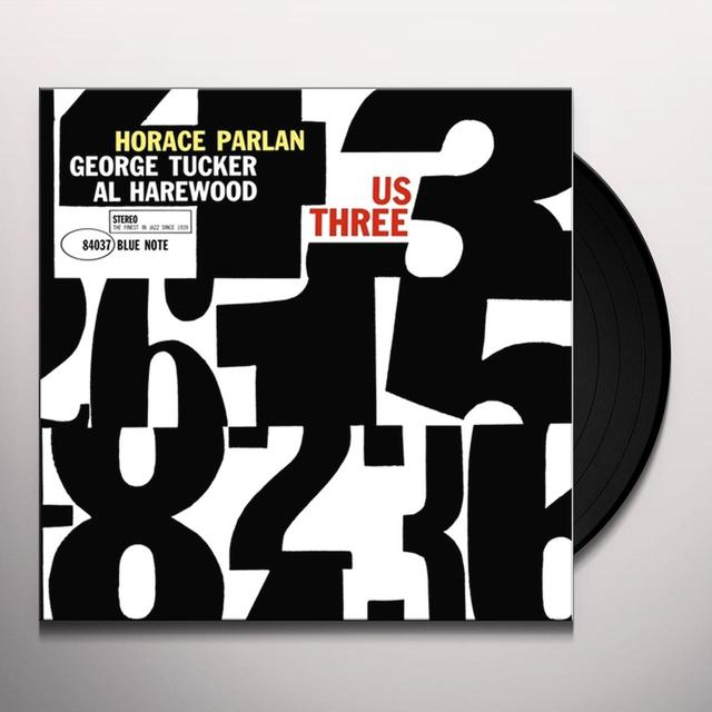 Horace Parlan US THREE Vinyl Record - Gatefold Sleeve, 180 Gram Pressing