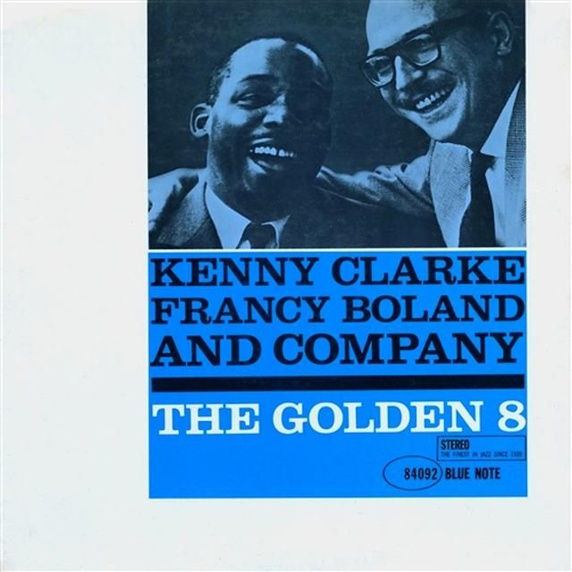 Kenny Clarke & Francy Boland merch