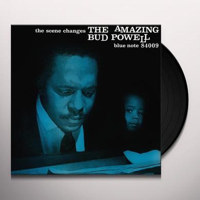Bud Powell SCENE CHANGES Vinyl Record - Gatefold Sleeve, 180 Gram Pressing