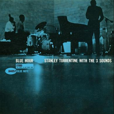 Stanley Turrentine & The Three Sounds BLUE HOUR Vinyl Record - Gatefold Sleeve, 180 Gram Pressing