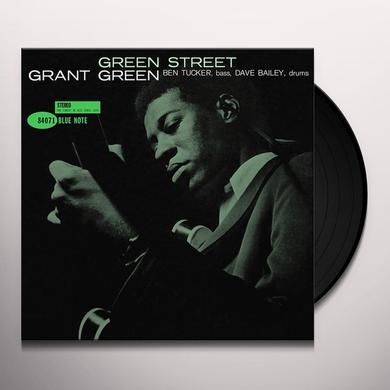 Grant Green GREEN STREET Vinyl Record - Gatefold Sleeve, 180 Gram Pressing