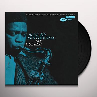 Ike Quebec BLUE AND SENTIMENTAL Vinyl Record - Gatefold Sleeve, 180 Gram Pressing