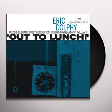 Eric Dolphy OUT TO LUNCH Vinyl Record - Gatefold Sleeve, 180 Gram Pressing