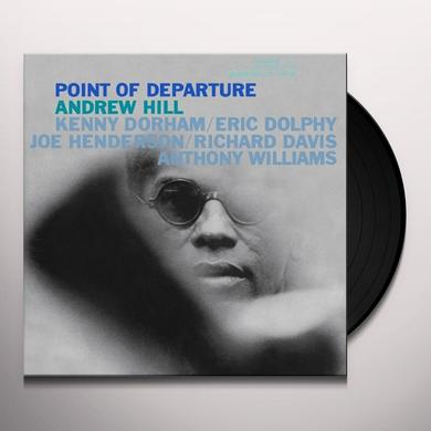 Andrew Hill POINT OF DEPARTURE Vinyl Record - Gatefold Sleeve, 180 Gram Pressing